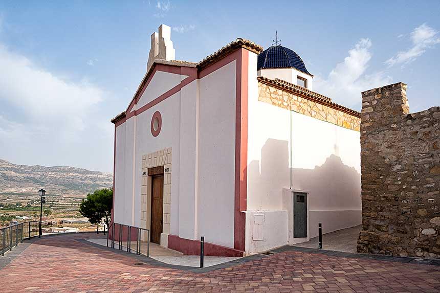 Musealización de la Ermita de Sant Pere