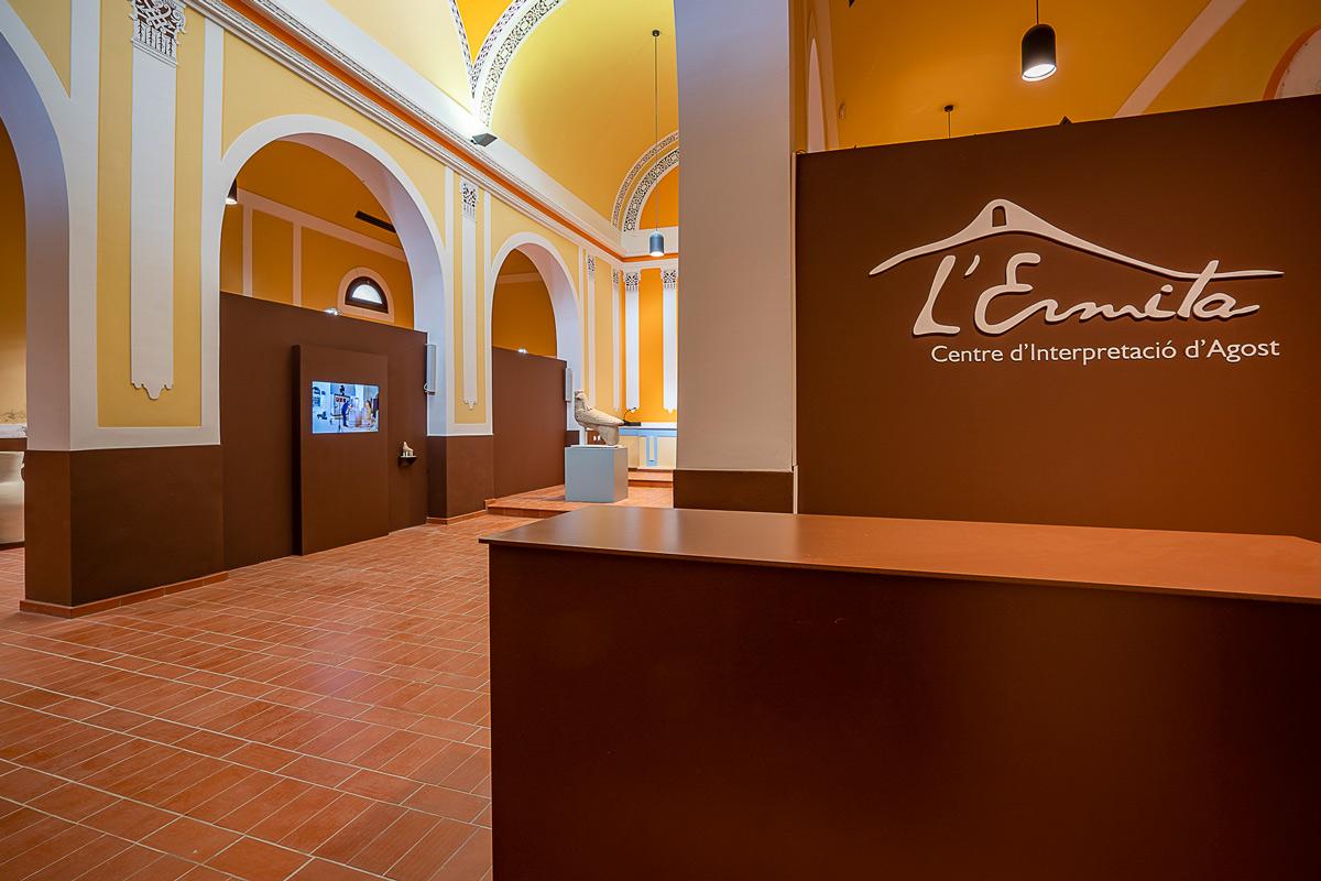 Ermita centre interpretació de Agost